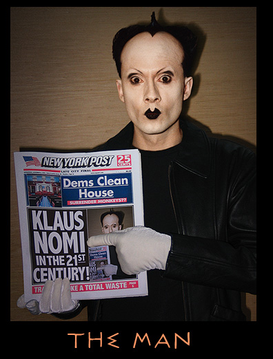 klaus nomi form klaus nomi